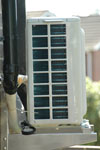 Air Conditioning Side View of external unit