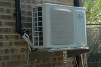 Air Conditioning - External Cooling Unit