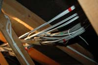 Speaker Cables for multi rooms